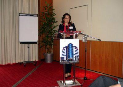 Mr. sc. Tamara Živković-Ivanović u hotelu Antunović izlaže o principima rehabilitacije laringektomiranih