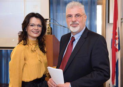 Voditelji Mr. sc. Tamara Živković Ivanović i doc. dr. sc. Nikola-Kolja Poljak